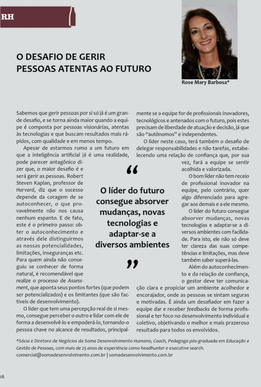 Artigo Publicado na Revista Febradisk - 4ª edição
