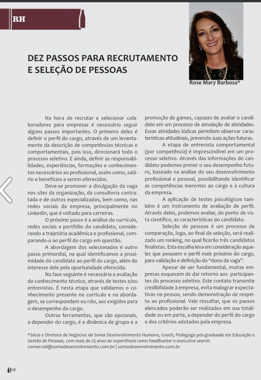Artigo da Revista Febradisk 1ª Edição